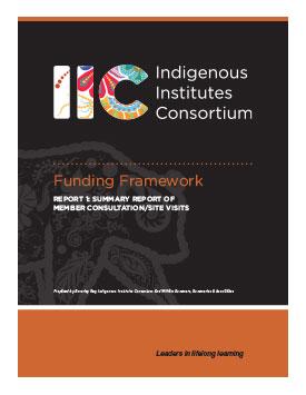 Funding Framework Report