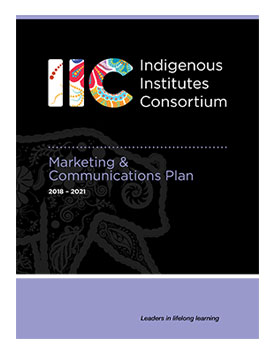 IIC Marketing & Communications Plan 2018 – 2021 Report